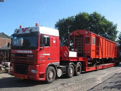 Gebr. Vermeer Transport Autolaadkranen